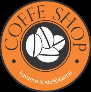Coffe Shop logo | Šiška | Supernova
