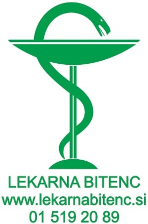 Lekarna Bitenc logo | Šiška | Supernova